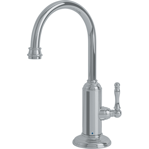 Franke DW12080 Farm House Little Butler Cold Filtered Water Faucet - Satin Nickel