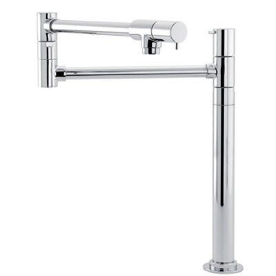 Hansgrohe 04058860 Talis S Pot Filler - Steel Optik