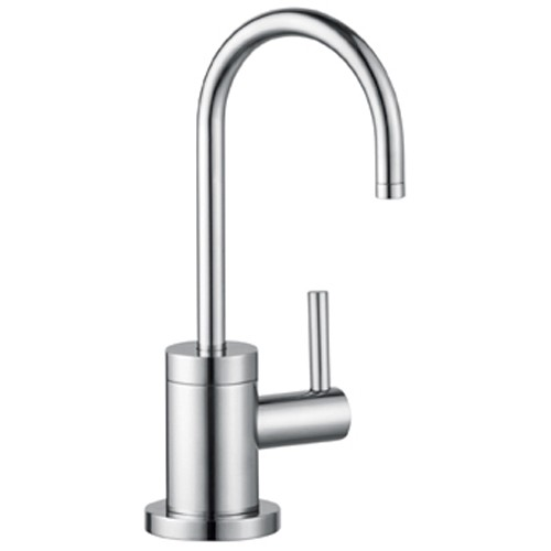 Hansgrohe 04301800 Talis S Beverage Faucet - Steel Optik
