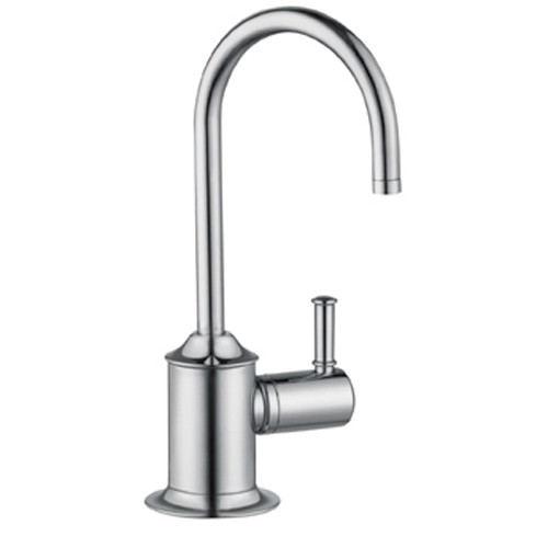 Hansgrohe 04302800 Talis C Beverage Faucet - Steel Optik