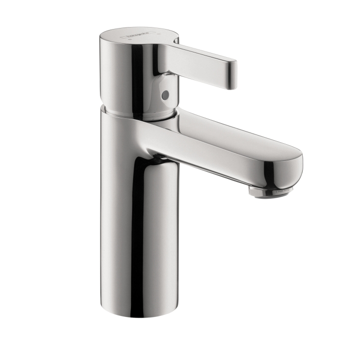 Hansgrohe 04531000 1.0 GPM Metris S Single Hole Faucet without Pop-Up - Chrome