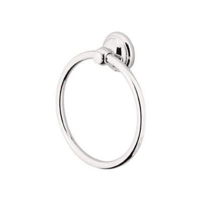 Hansgrohe 06095820 C Accessories Towel Ring - Brushed Nickel