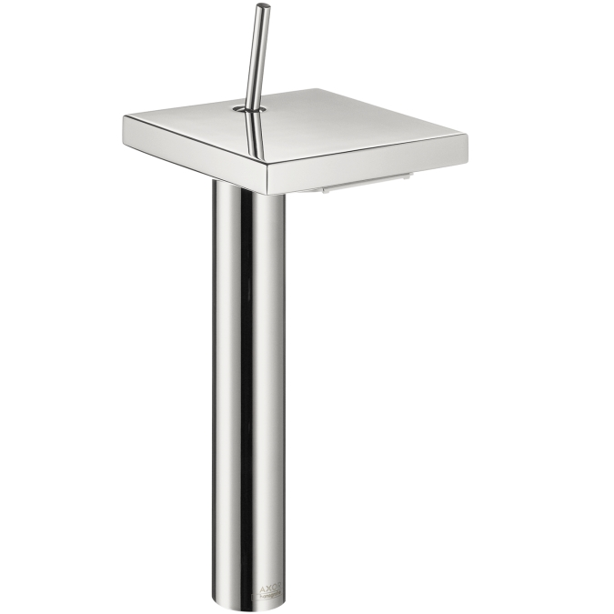 "Hansgrohe 10080001 12"" Axor Starck X Single Hole Faucet - Chrome"