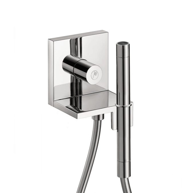 Hansgrohe 10651001 Axor Shower Collection Hand Trim Shower Module - Chrome