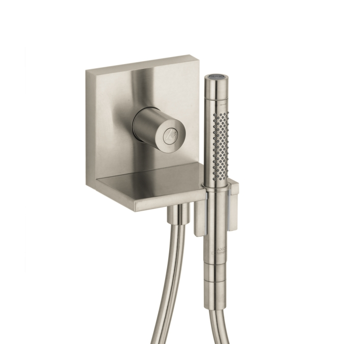 Hansgrohe 10651821 Axor Shower Collection Hand Trim Shower Module - Brushed Nickel