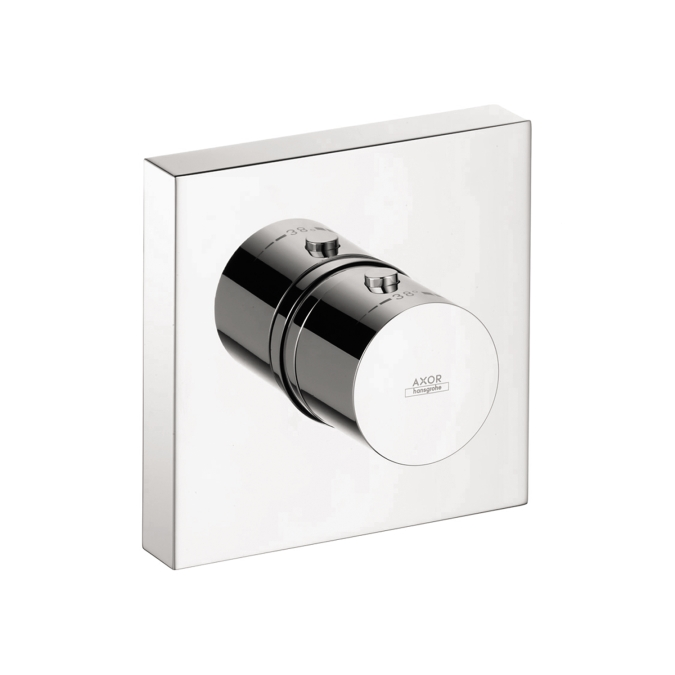 Hansgrohe 10755001 Axor Shower Collection Thermostatic Mixer Trim - Chrome