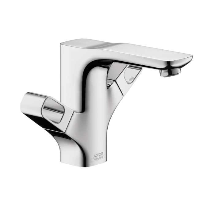 Hansgrohe 11024001 Axor Urquiola 2 Handle Single Hole Faucet - Chrome