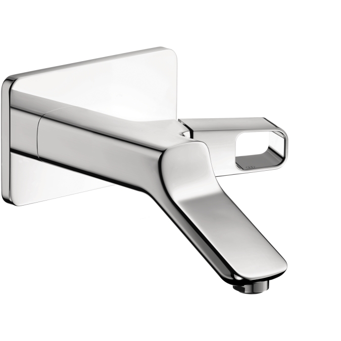 Hansgrohe 11026001 Axor Urquiola Wall Mounted Single Handle Trim Faucet - Chrome