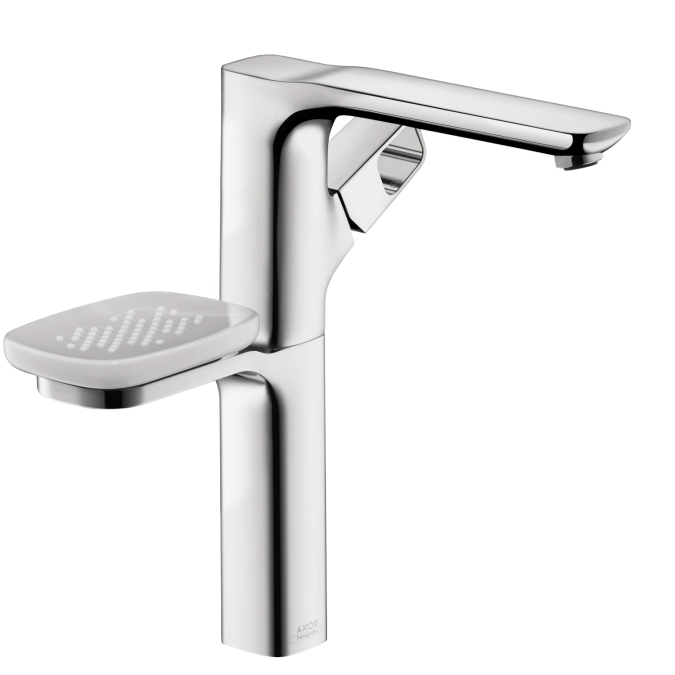 Hansgrohe 11034001 Axor Urquiola Tall Single Hole Faucet without Pop-up - Chrome