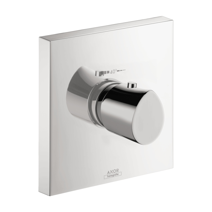 Hansgrohe 12711001 Axor Starck Organic Highflow Thermostatic Trim - Chrome