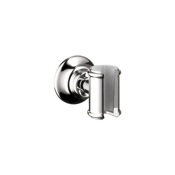 Hansgrohe 16325000 Axor Montreux Porter Handshower Holder - Chrome