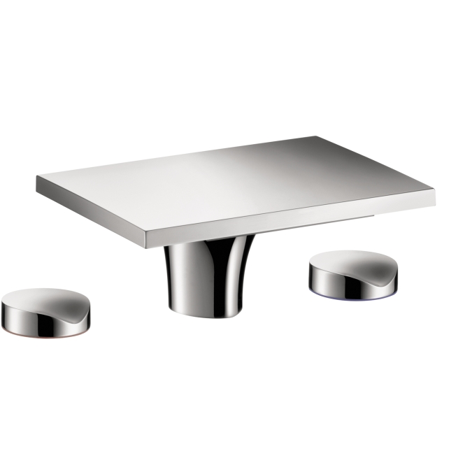 Hansgrohe 18015001 Axor Massaud Widespread Faucet without Pop-up - Chrome