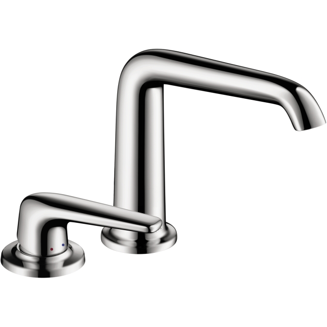 Hansgrohe 19143001 Axor Bouroullec 2 Hole Single Handle Faucet - Chrome