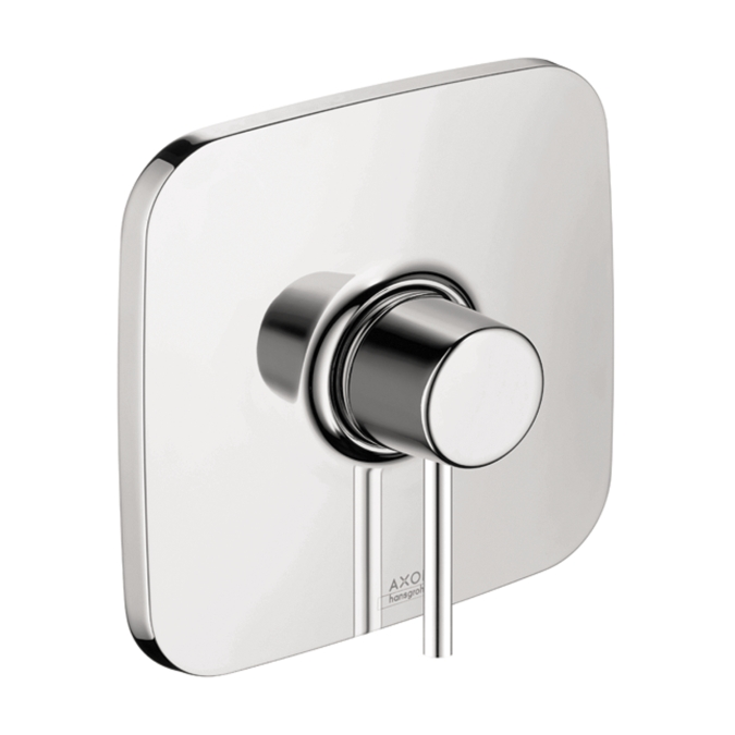 Hansgrohe 19408001 Axor Bouroullec Pressure Balance Trim - Chrome
