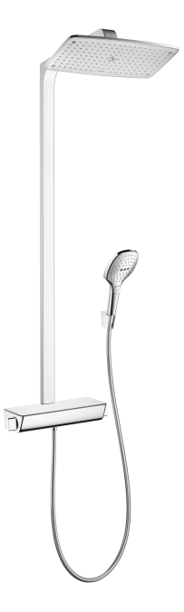 Hansgrohe 27112001 Raindance Select E 360 Showerpipe - Chrome