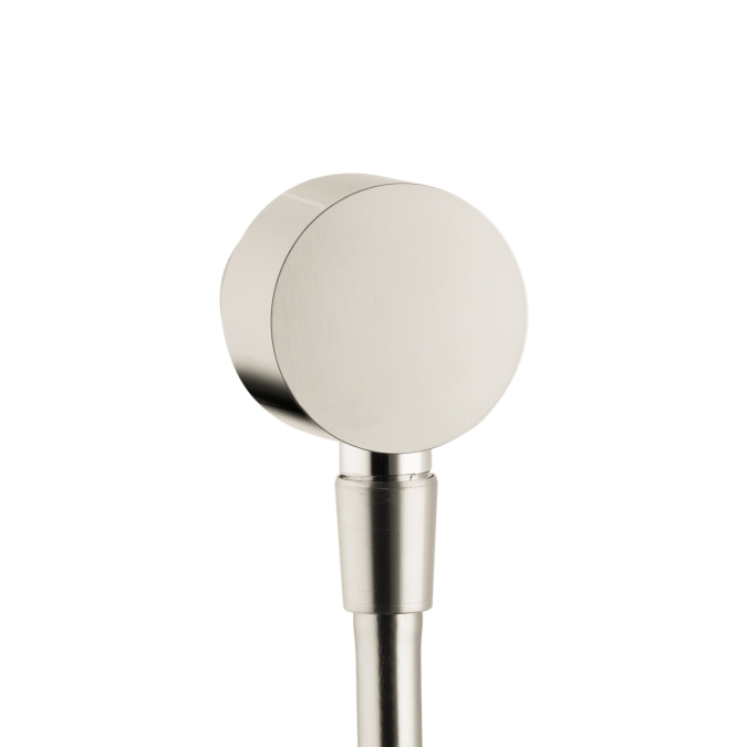 Hansgrohe 27451821 Axor Wall Outlet - Brushed Nickel