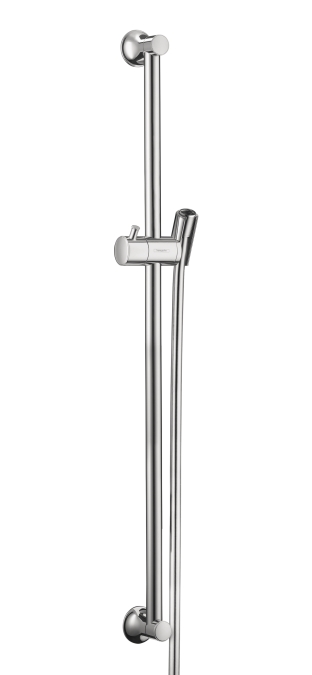 "Hansgrohe 27617000 24"" Unica C Wallbar - Chrome"