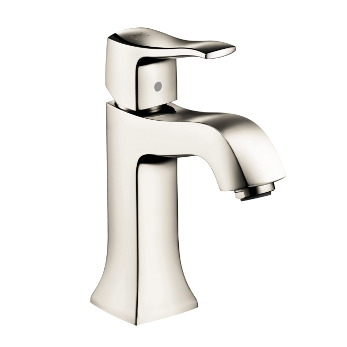 Hansgrohe 31077831 Metris C Single Hole Faucet without Pop-up - Polished Nickel