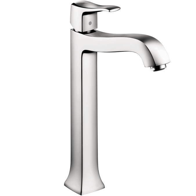 Hansgrohe 31078001 Metris C Tall Single Hole Faucet - Chrome