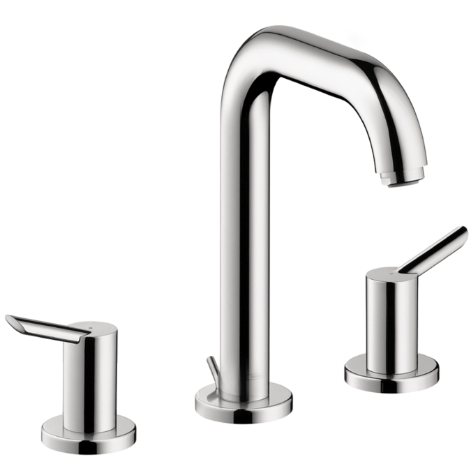 Hansgrohe 31730001 Focus S Widespread Faucet - Chrome