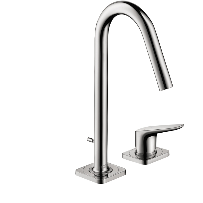 ordinary Axor Citterio Kitchen Faucet #9: Hansgrohe · Hansgrohe 34132001 Axor Citterio M Single Handle 2 Hole Faucet  - Chrome