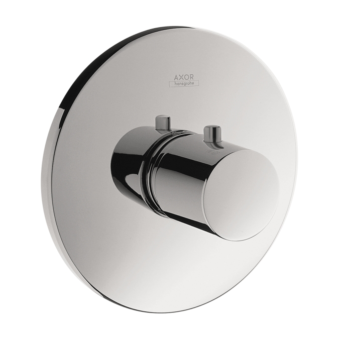 Hansgrohe 38715001 Axor Uno Thermostatic Trim - Chrome