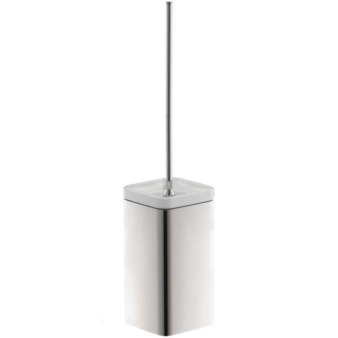 Hansgrohe 42435000 Axor Urquiola Toilet Brush with Holder - Chrome