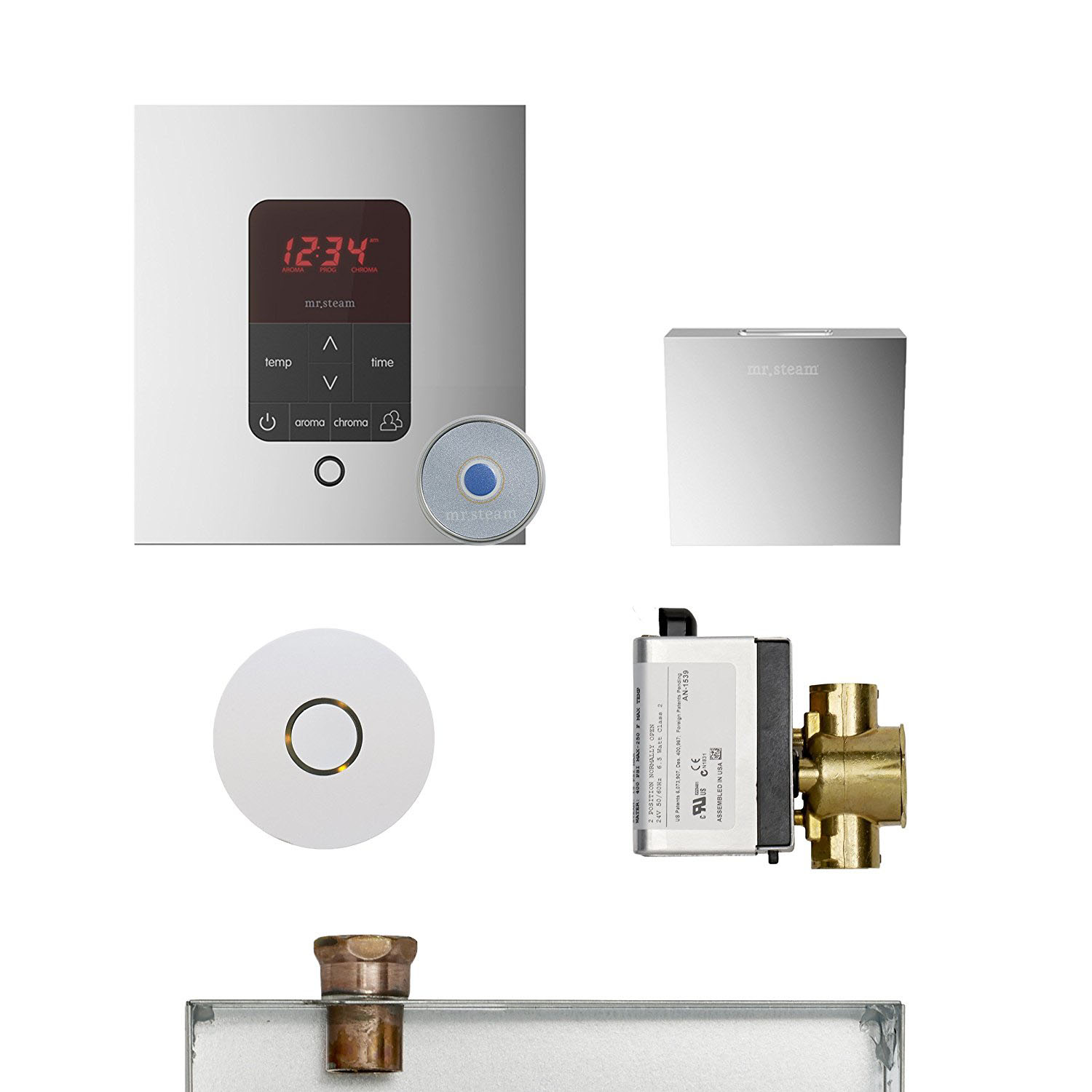 Steam Generators LUX HOME Discount Plumbing and Hardware