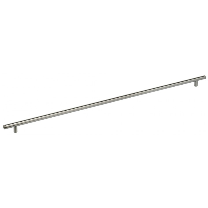 "Omnia 9465/736 Cabinet Pull 29"" CC - Satin Stainless Steel"