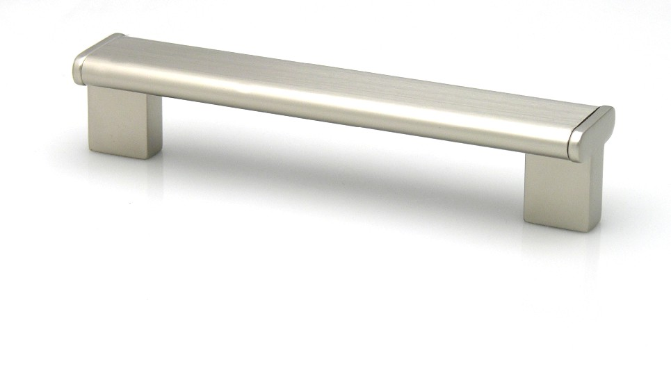 "Topex Hardware 8-105801603535 Wide Appliance Pull 6.29"" (C-C) - Satin Nickel"