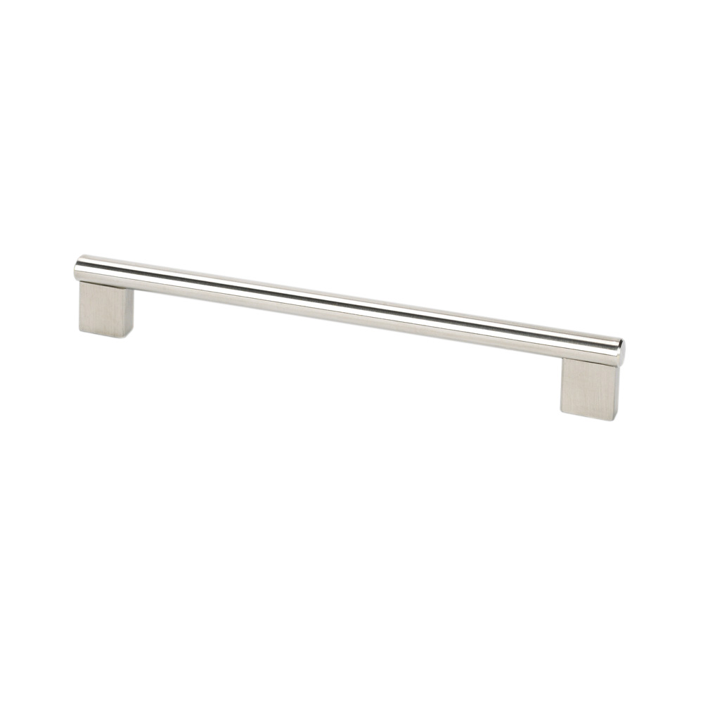 "Topex Hardware I10201601212 Rectangular Cabinet Pull 6.29"" (C-C) - Stainless Steel"