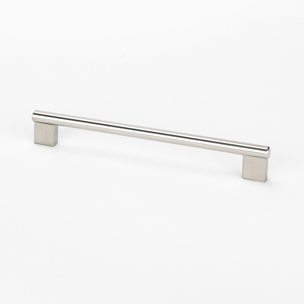 "Topex Hardware I10201921212 Rectangular Cabinet Pull 7.55"" (C-C) - Stainless Steel"